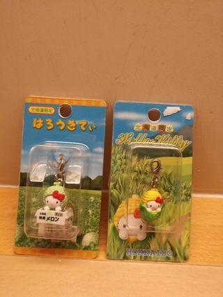 Hello Kitty 北海道限定吊飾