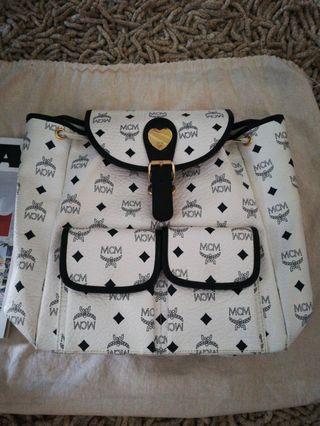 🚚 Vintage MCM Backpack