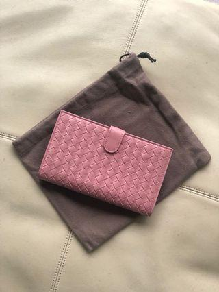 BV leather wallet