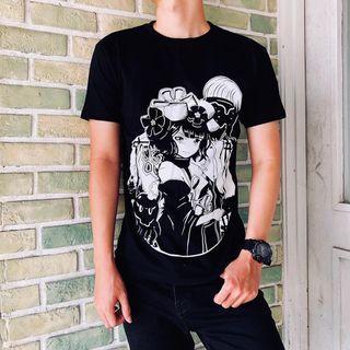 Fate/ grand order t-shirt (hokusai katsushika)