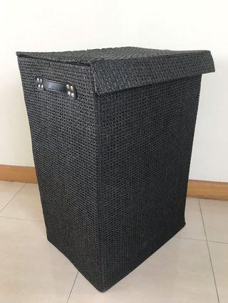 Soft Woven Laundry Basket