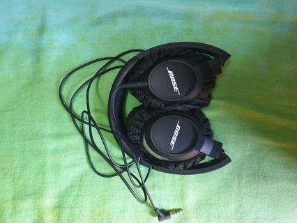 (Negotiable price) Bose headphones