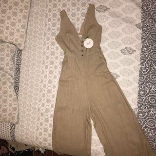 Gorgeous Brown Jumpsuit
