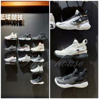 NIKE (男)JORDAN PROTO-REACT魔鬼氈籃球鞋-BV1654001/BV1654100-原價5400元