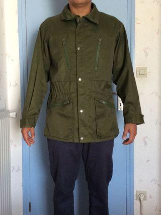 Vintage Swedish Army jacket