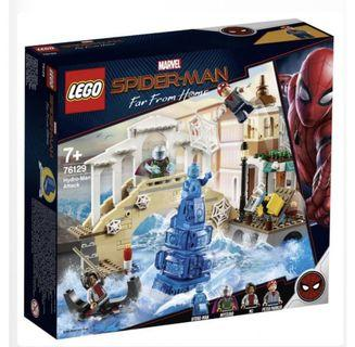 Lego Spider-Man Far From Home 76129 Hydro-Man Attack