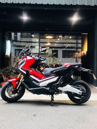 2017年 Honda X-ADV ABS DCT 台本車 XADV 可分期 免頭款 歡迎車換車 網路評價最優 業界分期利息最低 跨界 多功能 手自排 NC750X 可參考