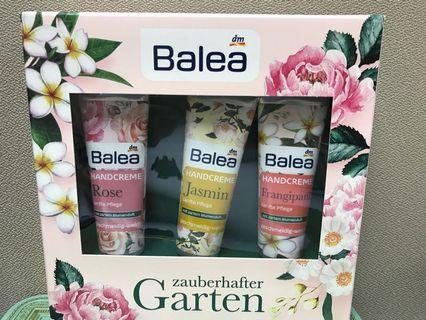 Balea護手霜套裝