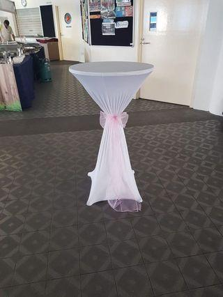 Cocktail table for rental