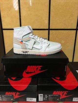 Nike Air Jordan 1 OG x Off white (EU Exclusive)