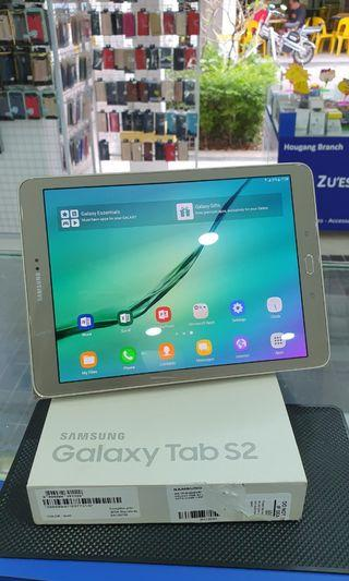 """Used Samsung S2 9.7"""" 32GB LTE (zues3)"""