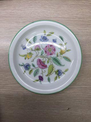 Minton haddon hall side dish dia-14cm