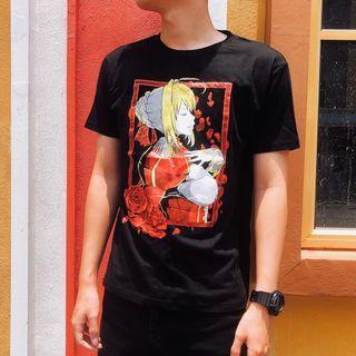 Fate/Grand Order t-shirt (nero)