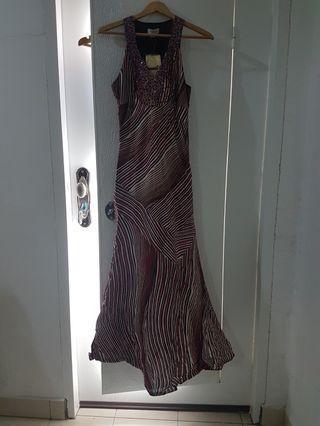British india Dress #est50