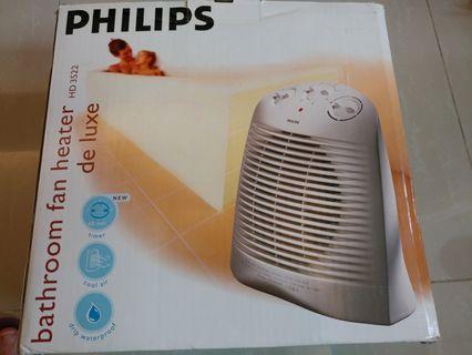 Philips bathroom heater