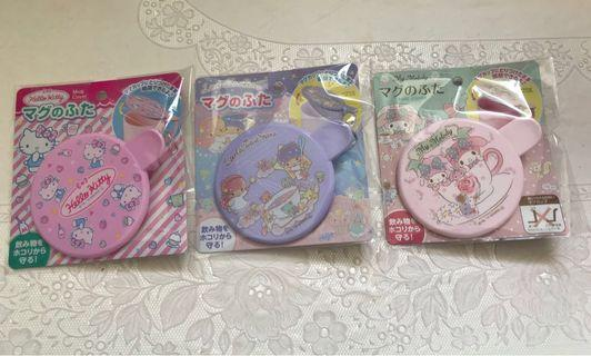Assorted Sanrio hello kitty, little Twin stars and my melody Stuff