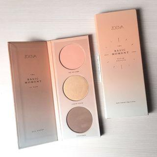 ZOEVA - The Basic Moment Blush Palette