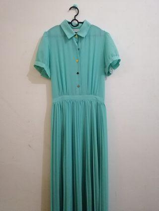 Maxi Dress Kitschen