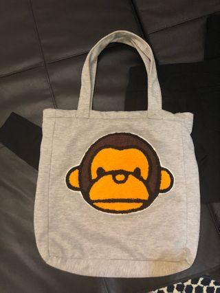 猴子包 手提包 肩背包