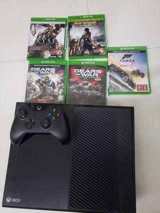 Xbox One 全套