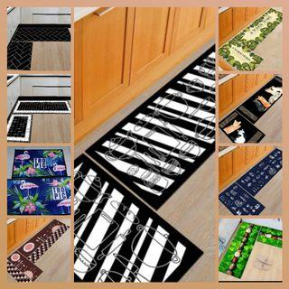 Kitchen Mat 2 in 1