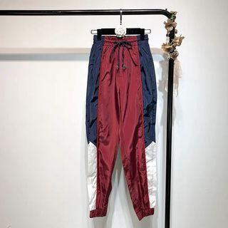 型格 運動長褲 fila同款
