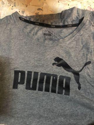 🚚 Puma Grey Shirt