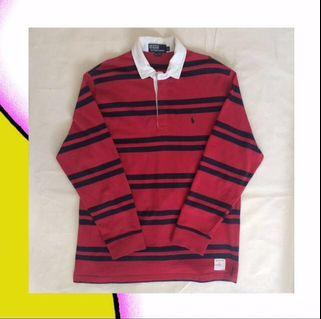 Vintage Polo Rugby Stripe
