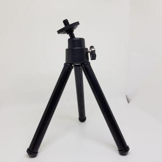 🚚 輕便型 相機手機三腳架 含球形雲台