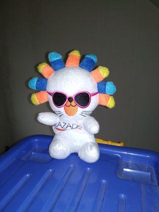 Boneka Lazada Original