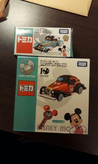 tomica 小汽車迪士尼