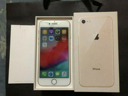 Iphone 8 256gb eks garansi inter singapure