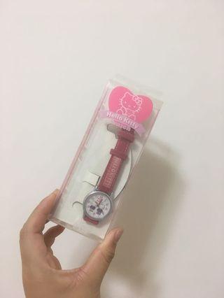 日本正版kitty手錶