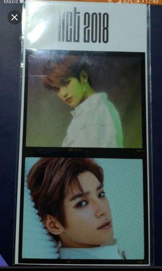 wts nct taeyong photo film