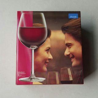 Ocean BORDEAUX Wine Glasses