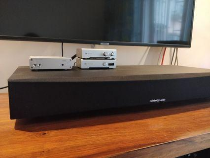 Cambridge Audio TV5 Soundbase (Version 1)
