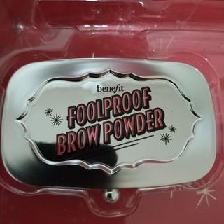 Fool Proof Brow Powder Benefit No.5