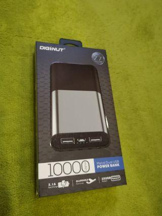 DIGINUT Power Bank 10000mAh