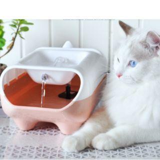 智能感應水機 寵物水機 貓狗 Water Fountain for Pet
