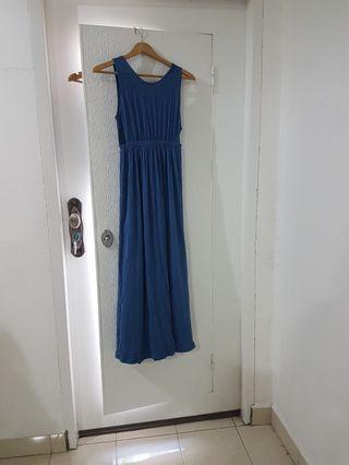 Cutout Long Dress #est50