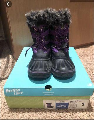 Western Chief Snow Boots for Girls (bought from OshKosh)