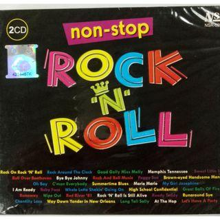 Non-Stop Rock N Roll 2CD 60's 70's English Hit Songs Medley