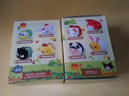 7仔玩具兩盒