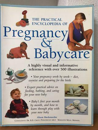 🚚 Pregnancy and babycare encyclopedia pregnancy book