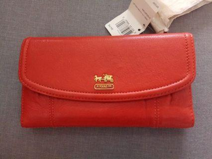 Dompet coach original new jual murah