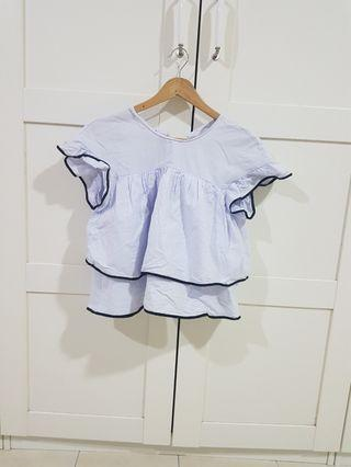 Baby doll top from zaea #est50