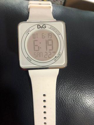 D&G watch ( with box )