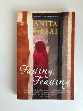 🚚 Fasting, Feasting by Anita Desai