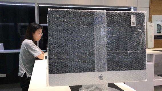 iMac 21.5 4K Display and 1 TB SSD