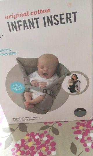 🚚 Infant Insert Ergobaby